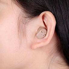 Усилитель звука (слуховой аппарат) Mini Ear, фото 2