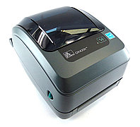 Термотрансферный принтер Zebra GK420t (203 dpi)