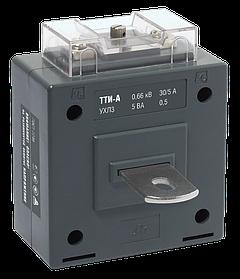 Трансформатор тока ТТИ-А 5ВА класс 0,5 600/5 ИЭК