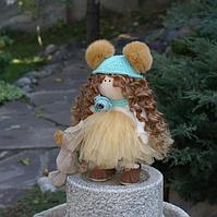 Кукла авторская текстильная