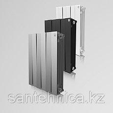 "Радиатор биметаллический ""Royal Thermo"" Piano Forte Noir Sable 591/80/100 мм Россия 189 Вт/2.2 кг, фото 3"