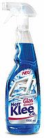 Klee жидкость для мытья окон 1 л голубой