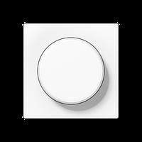 Крышка для роторного диммера (белый)