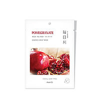 Maeily Pomergranate Essence Sheet Mask Тканевая маска с Гранатом