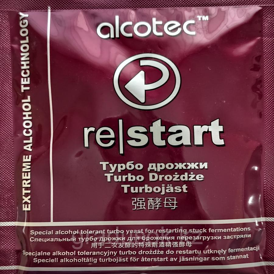 Дрожжи спиртовые Alcotec Re-Start