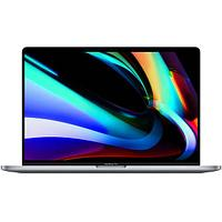 16-inch MacBook Pro with Touch Bar: 2.6GHz 6-core 9th-generation IntelCorei7 processor, 512GB - Sp