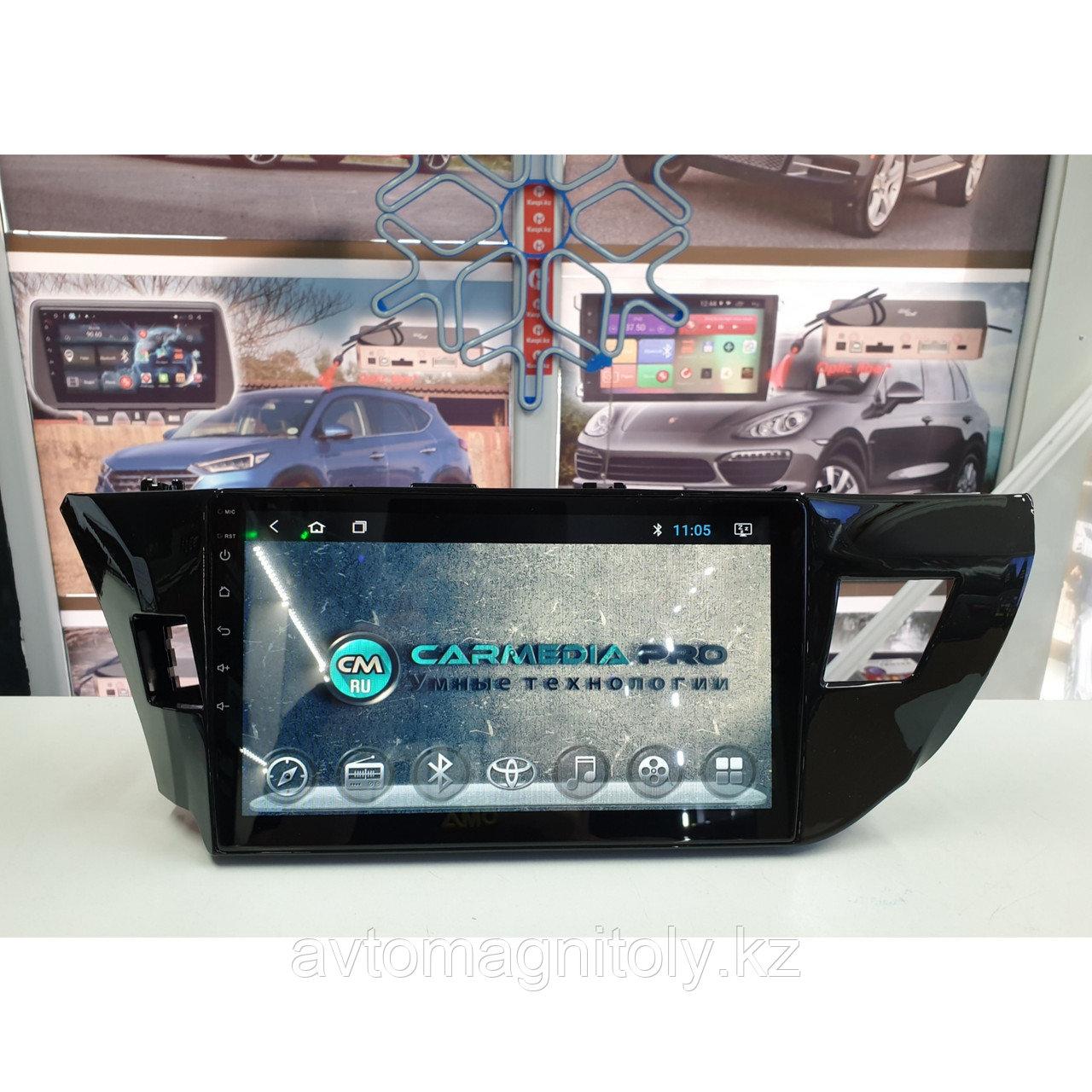Магнитола CarMedia PRO Toyota Corolla 2013-2015