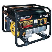 Электрогенератор бензиновый HUTER DY3000L 2,5 кВт, фото 1