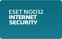 Антивирус ESET NOD32 Internet Security лицензия на 1 год на 3 ПК, продление