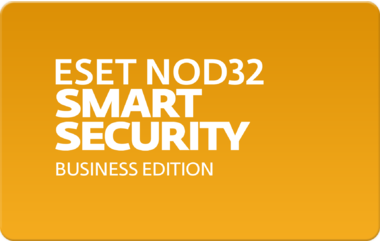 Антивирус для бизнеса ESET NOD32 Smart Security Business Edition