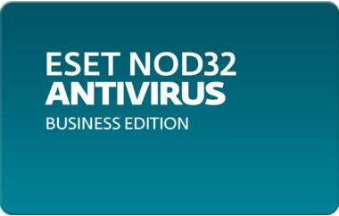 Антивирус для бизнеса ESET NOD32 Antivirus Business Edition