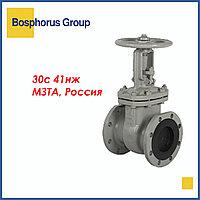 Задвижка стальная Ду 150 Ру 16 (Россия, МЗТА) 30с41нж