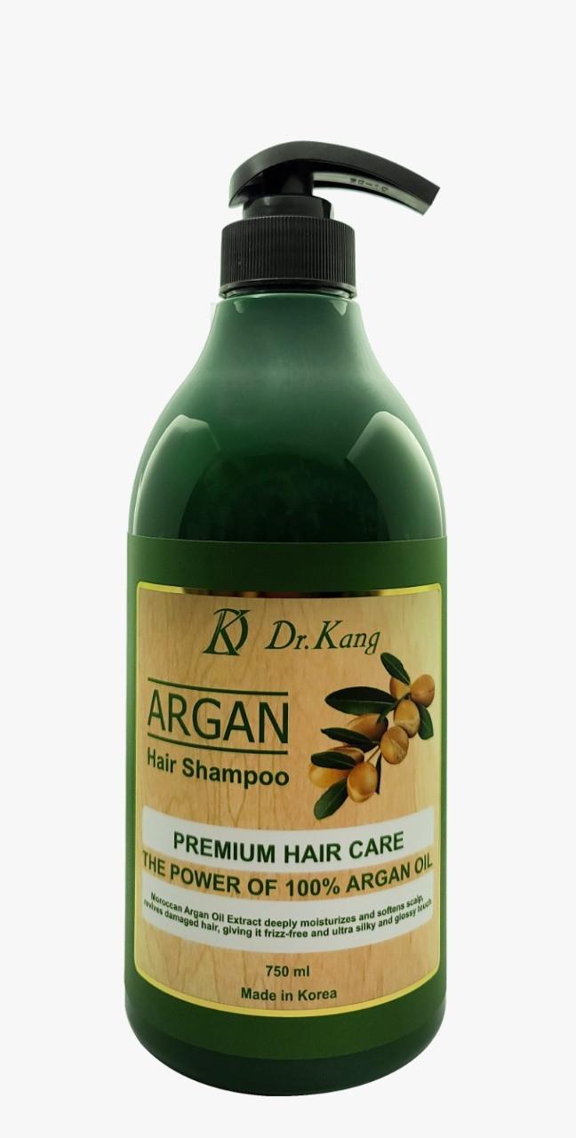 DR KANG ARGAN OIL PREMIUM SHAMPOO Шампунь Премиум-класса с Аргановым маслом 750 мл
