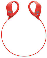 Wireless IPX7 waterproof rating with MagHook™ magnetic earbuds (Red)