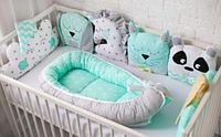 Как выбрать барьер для детской кроватки