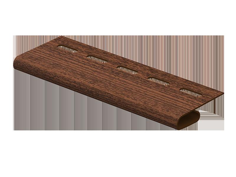 Финишная планка Ель СИБИРСКАЯ  Timberblock, Длина 3050 мм (Завершающая планка )