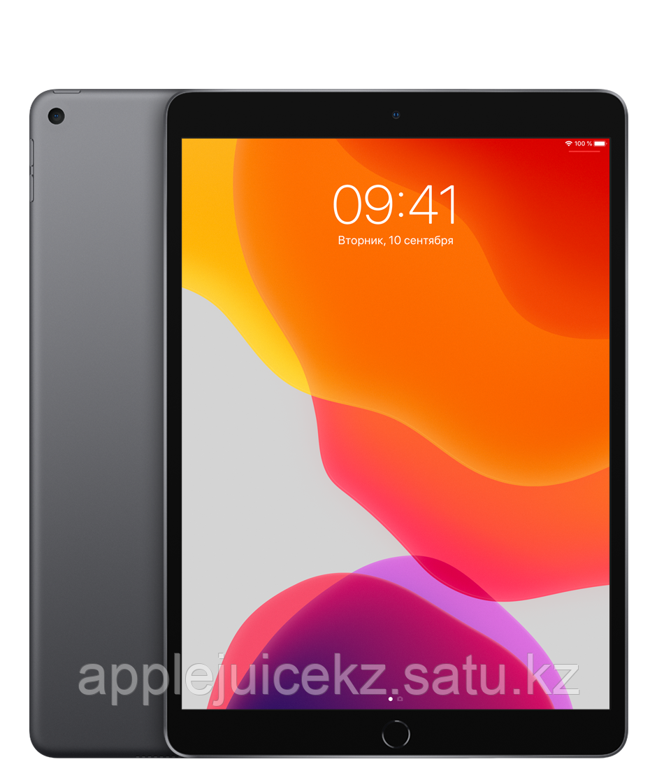 IPad Air 10,5 дюйма Wi‑Fi + Cellular 64 ГБ Space Gray