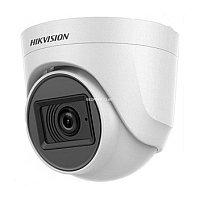 Hikvision DS-2CE76D0T-ITMFS (2,8 мм) HD TVI 1080P  купольная видеокамера