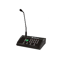 ITC T-218A Пульт оператора с выбором зон с микрофоном на гибкой шее, до 16 в одной группе