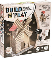 "Конструктор из изолона ""BUILDNPLAY Мельница"""