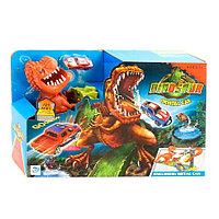 """Трек """"парк динозавров"""" со звуком"""
