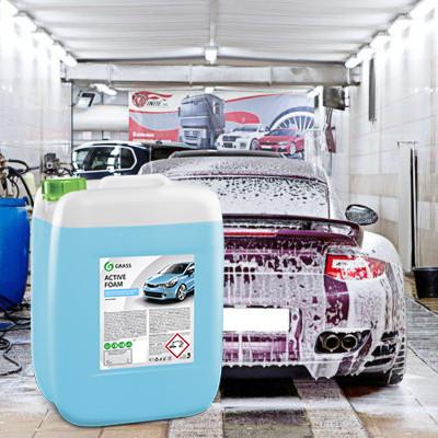 Химия для автомоек