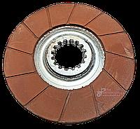 Диск тормозной 50-3502040-А МТЗ с накладкой Ромны