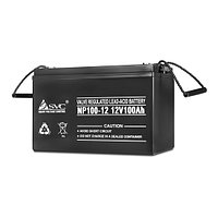Батарея  SVC  12В*100 Ач  Размер в мм.: 230*320*150мм.
