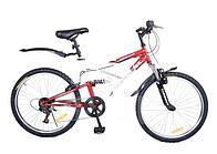 Велосипед Torrent Adrenalin Красный/белый