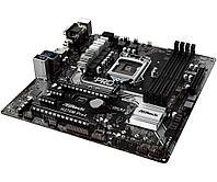 Материнская плата ASRock H270M PRO4, LGA1151, INTEL H270, 4xDDR4 (2400), 6xSATA3 6Gb/s, 2xUltraM.2, Support RAID, Intel HD Graphics, 2xPCI-E3.0x16,