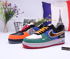 "Кроссовки Nike Air Force 1 ""Multicolor"" (36-45)"