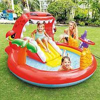 Надувные бассейны и водные игровые центры