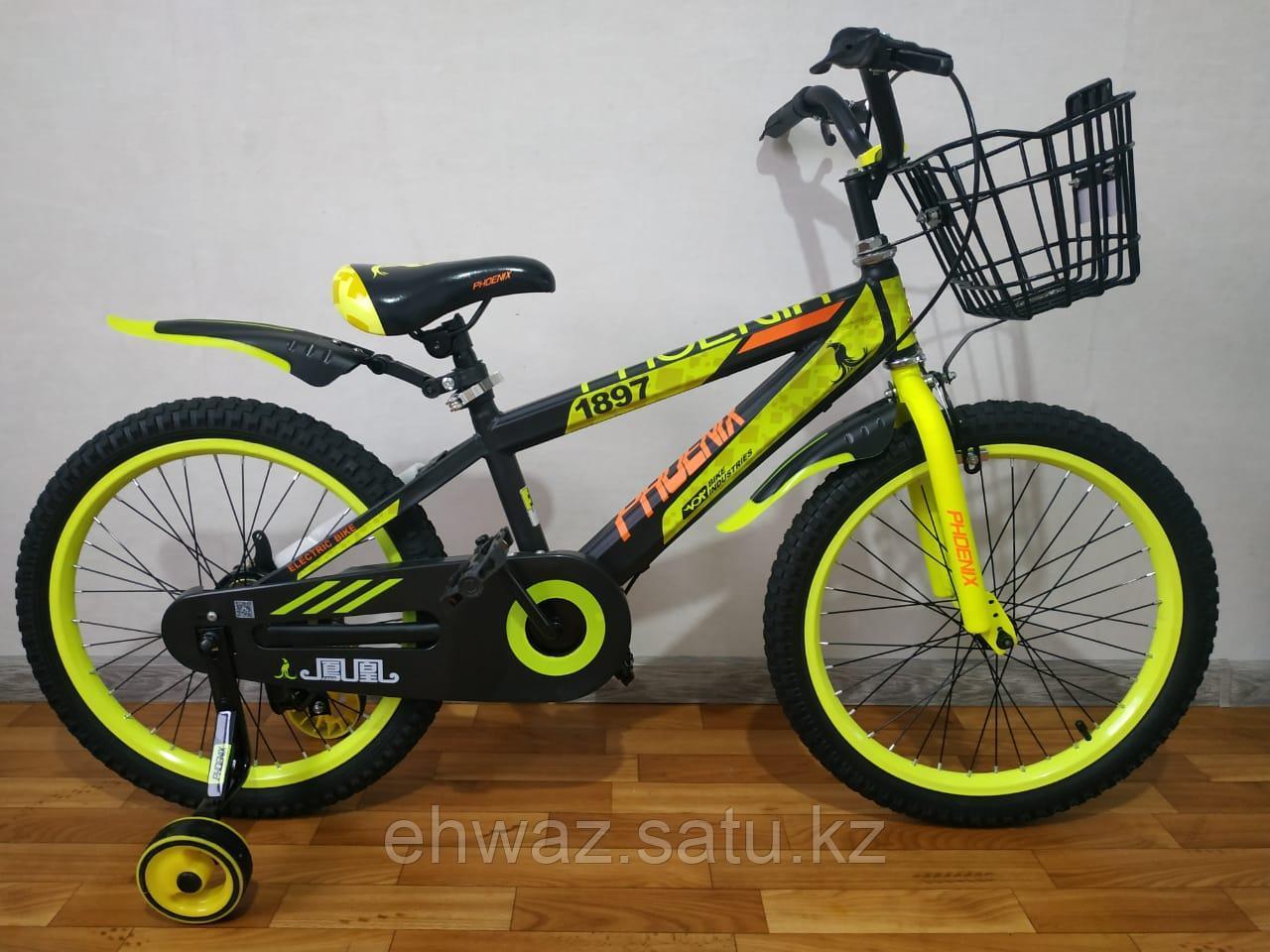 """Детские велосипед PHOENIX 20"""" от 7 до 10 лет"""