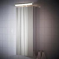 ЭСТАНО Светодиодная подсветка шкафа/стены, хромированный, хромированный 36 см