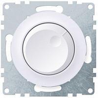 Светорегулятор 600 W для ламп накаливания и галогенных ламп (серия Florence) (Цвет белый)