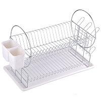 Сушилка для посуды настольная DR-1 50х23х36см
