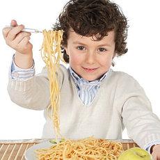 Детские макароны