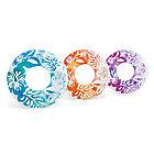 Круг для плавания INTEX Clear Color 9+ 59251NP (91см, Винил)
