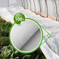 Укрывной материал Агроспан-42 повышенной прочности для парников и теплиц (6,5 метров)