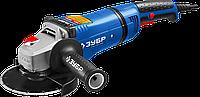 Углошлифовальная машина (болгарка), ЗУБР УШМ-П150-1400 В, система АВТ, пылезащита, 150мм, 9000 об/мин, 1400 Вт, фото 1