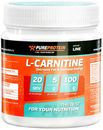 L-карнитин PureProtein - L-Carnitine (Апельсин), 100 г