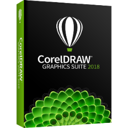 CorelDRAW Graphics Suite 2018  Windows BOX