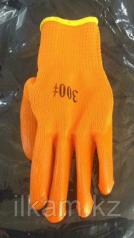 Перчатки 300# оранжевые, фото 2