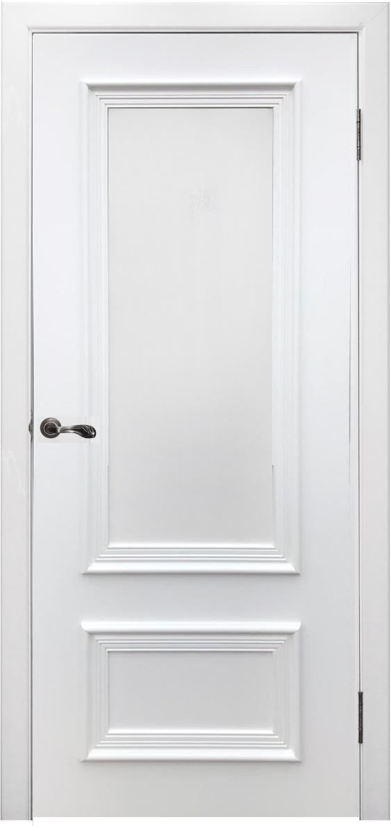 Межкомнатная дверь Премьер белая эмаль h 2300мм