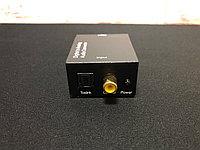 Аудио адаптер из цифрового R/L в аналоговый