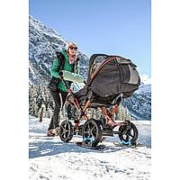 Какая прогулочная коляска лучше для зимы