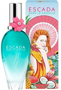 Escada Escada Born In Paradise 30 ml (edt) Мини 4 ml (edt), Женский, Фруктовые