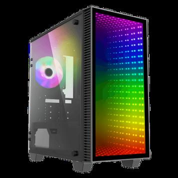 Системный блок M1-Gaming H608/I5-9400F/B365/DDR4 2x8GB/SSD 256GB/GTX1660 6GB/600W