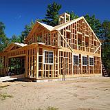 Каркасные дома - технология строительства