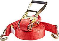 Ремень для крепления груза, Stayer, 3000 кг, 6 м, лента 50 мм (40564-6)